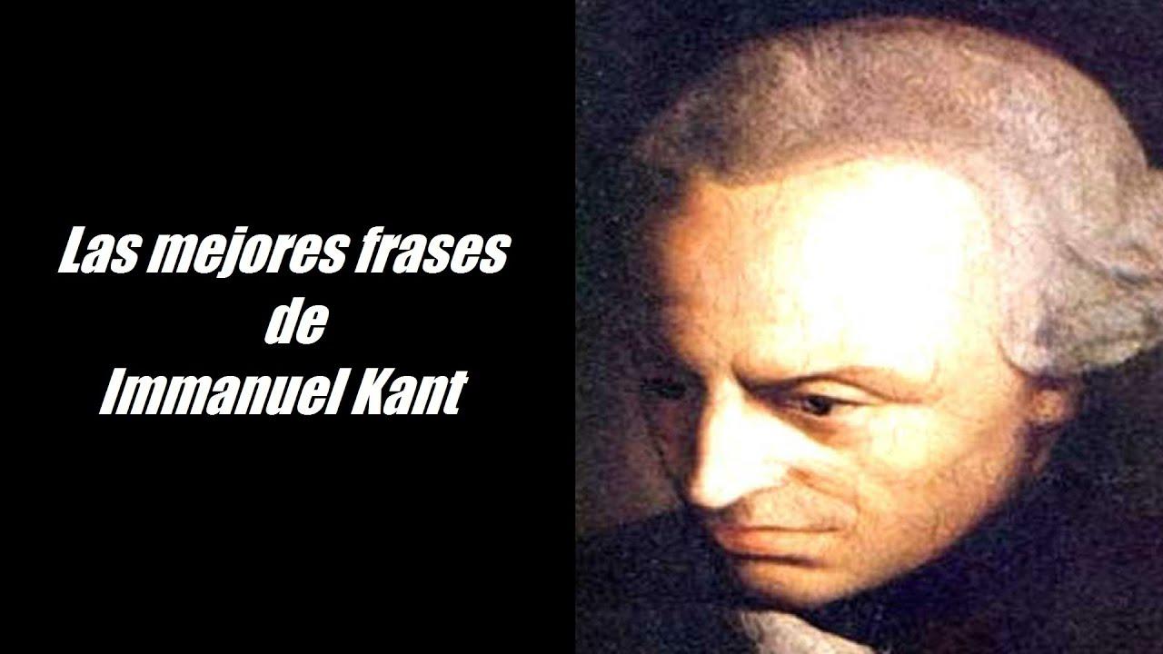 Frase De Brusli: Frases Célebres De Immanuel Kant