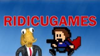 RidicuGames - QWOP