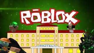 The FGN Crew Plays: ROBLOX - Hotel Escape Obby