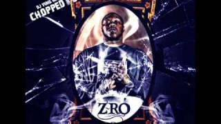 Z-Ro - Rollin (Album Snippet) (Chopped & Screwed)