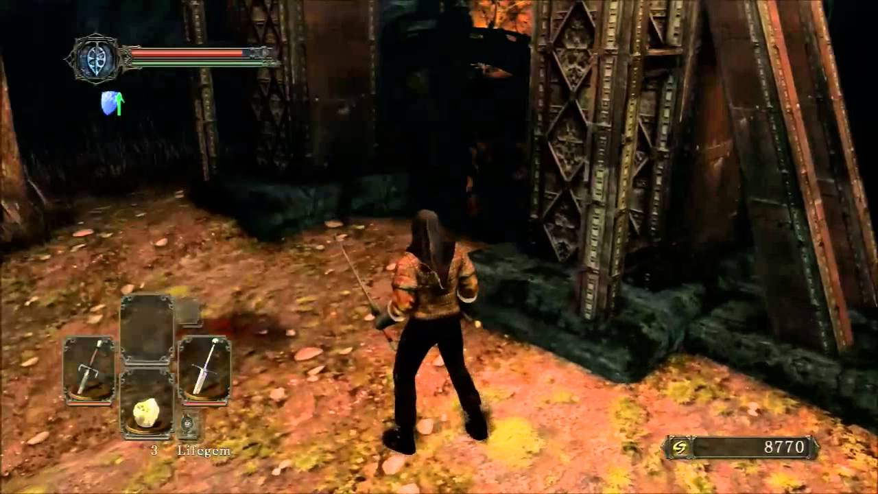 Dark Souls 2 Beta Prepare To Preview: Dual Swordsman Gameplay