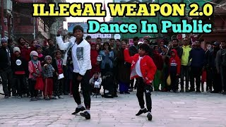 Download lagu Illegal Weapon 2.0: Dance in Public | Crazy Reaction | Varun D & Shraddha k | Street Dancer 3D