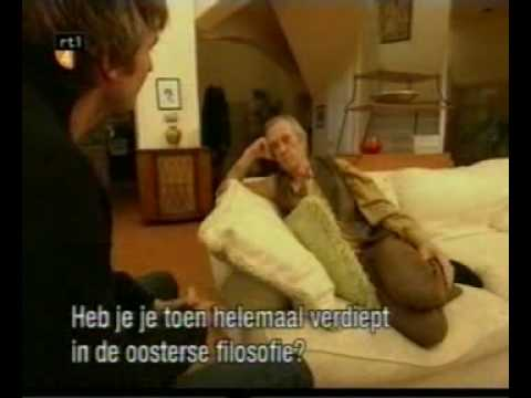 David Carradine interview at home