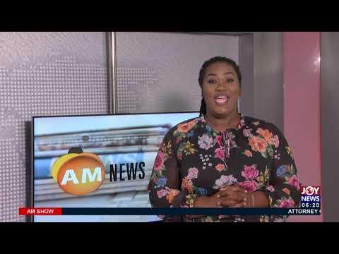 AM Show on JoyNews (9-9-21)