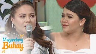 Magandang Buhay: Momshie Karla thanks God for Melai