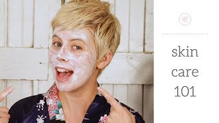 5 Steps to Amazing Skin | Skincare 101
