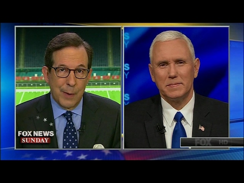 VP Pence on Trump's Travel Ban, Foreign Policy, & Going Nuclear if Necessary on SCOTUS Pick
