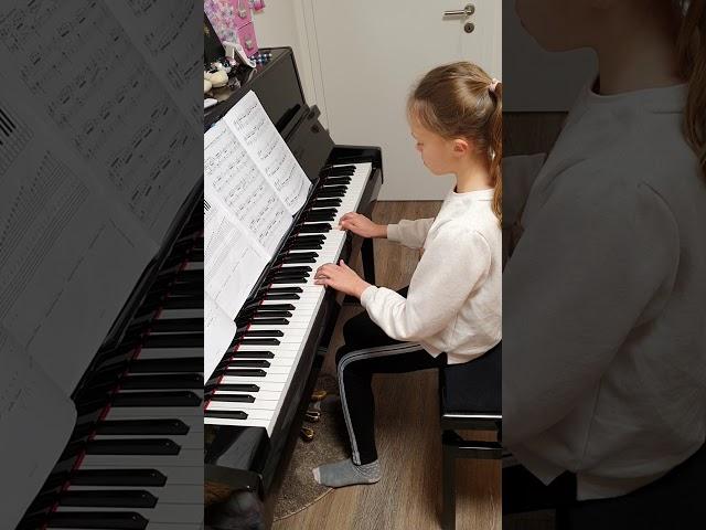 Isaak Berkowitsch, Paganini-Thema (VR)