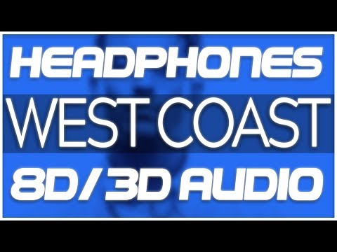 West Coast (feat. Blueface, ALLBLACK & YG) (8D AUDIO & 3D AU