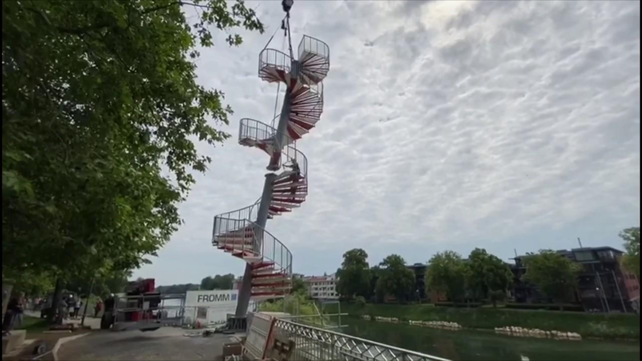 Berblinger Turm Ulm