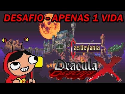Mitando em Castlevania: Dracula X [Corrente/Desafio Supimpa]