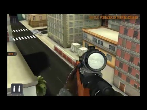 Sniper 3D Assassin - Gameplay En Español HD - Android / IOS