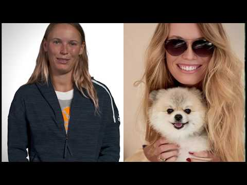 Love your Pet Day with WTA stars and their furry friends