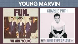 Marvin Gaye vs We Are Young (Charlie Puth, Fun. Janelle Monae & Meghan Trainor) MASHUP