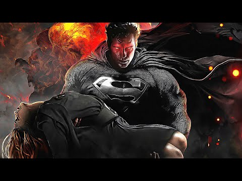 Justice League Full Movie Injustice 1 & 2 All Cutscenes Complete Story
