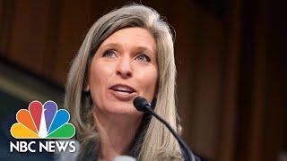 Republican Female Senators Split On Barrett Nomination While Seeking Reelection   NBC News NOW