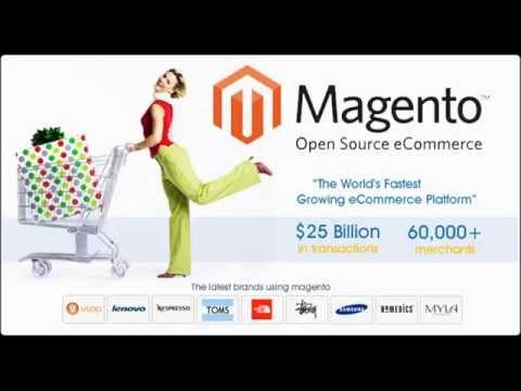 Top 5 Open Source Ecommerce Softwares