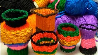 Easy Beginner Baskets - Project #240