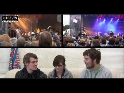 JUZ-TV Papenburg - Omas Teich Spezial mit Madsen Turbostaat The Go! Team ...