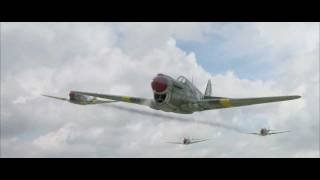 Red Tails Trailer: Courage