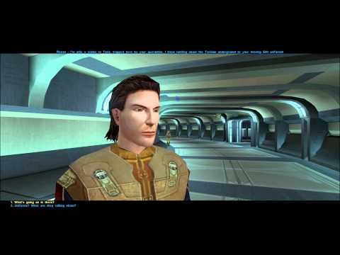 Playthrough - Star Wars: Knights of the Old Republic #5