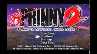 Prinny 2: Dawn of Operation Panties, Dood! Psp(9)