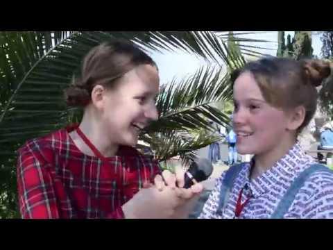 Интервью участников заключительного этапа Всероссийской олимпиады по истории России