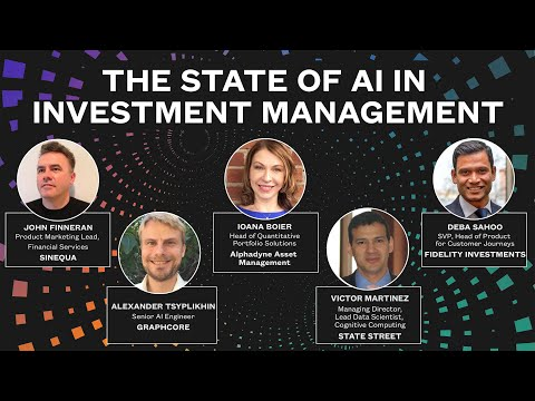 AI in Financial Services: Investment Management
