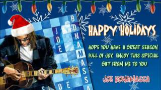 Joe Bonamassa - Merry Christmas Baby