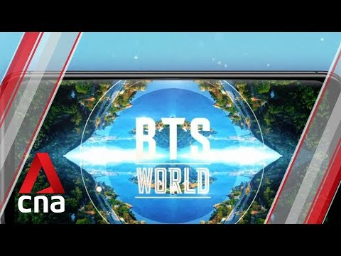 """BTS World"" mobile game to be released in 176 countries"