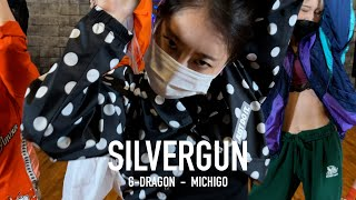 "Download SILVERGUN X ""X"" CLASS CHOREOGRAPHY VIDEO / G-DRAGON - MICHIGO(미치GO)"