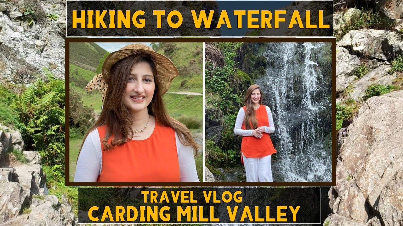 Dr Arooba's Travel Vlog | Carding Mill Valley | UK Travel Vlog