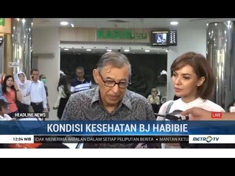 Sejumlah Tokoh Jenguk BJ Habibie di RSPAD