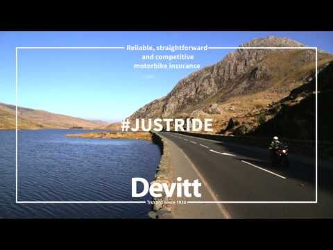 Devitt Insurance 'Just Ride'