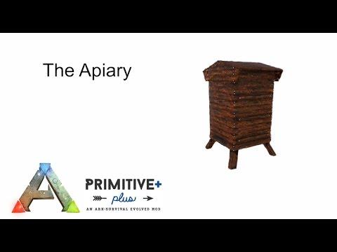 ARK Survival Evolved PRIMITIVE PLUS Showcase
