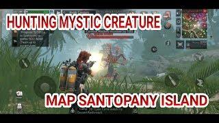 LIFE AFTER - HUNTING MYSTIC CREATURE ( WORLD BOSS ) MAP SANTOPANY ISLAND