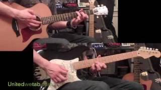 Nickelback - Far Away Guitar Cover