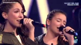 Fenómeno Fan (T2) | María Parrado y Mar sobre el escenario