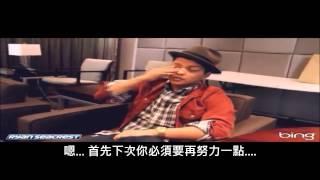 火星人布魯諾Bruno Mars _ 好笑鏡頭整理(1) 【中文字幕】
