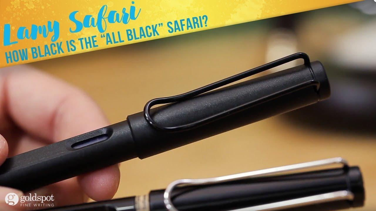 LAMY safari Ballpoint Pen Gloss Black