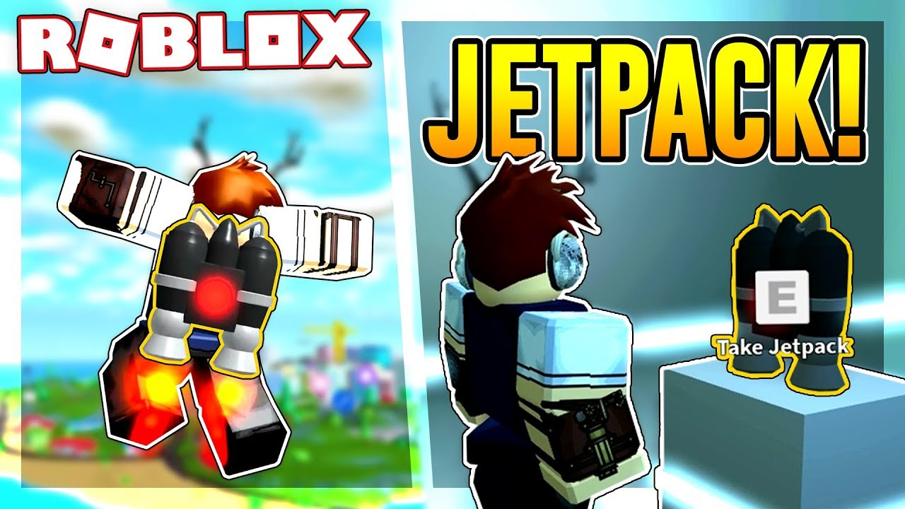 How To Get The Secret Jetpack In Mad City Roblox Youtube
