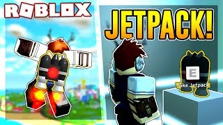 HOW TO GET THE *SECRET* JETPACK IN MAD CITY | Roblox