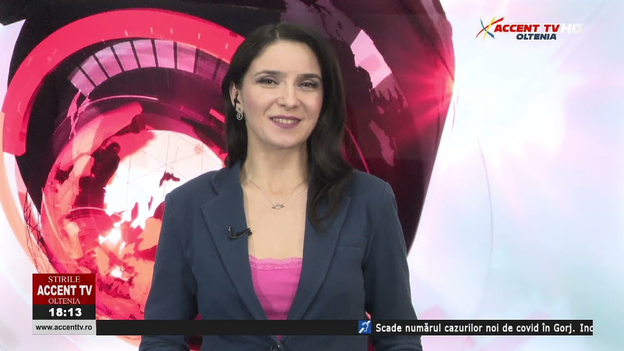 Stirile Accent TV 23 martie 2021