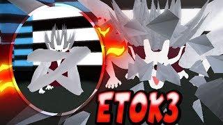 (Roblox) Ganhei a Eto K3! (Muito Opp!!!!)
