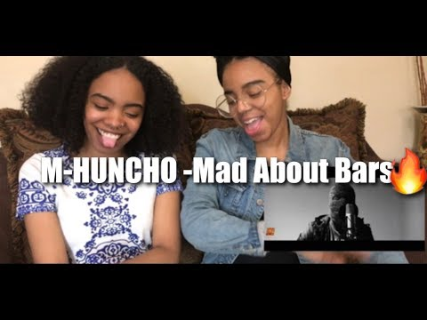 M-Huncho -Mad About Bars (REACTION)