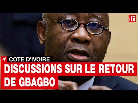 Côte d'Ivoire : discussions sur le retour de Laurent Gbagbo