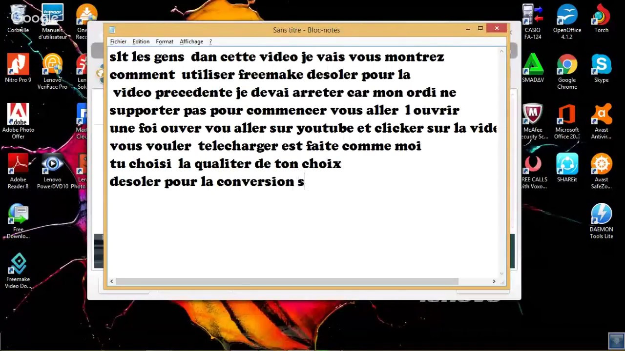 freemake video downloader comment ca marche