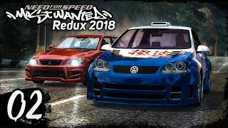 NFS Most Wanted REDUX 2018 | Walkthrough Part 2 - Sonny [1440p60]