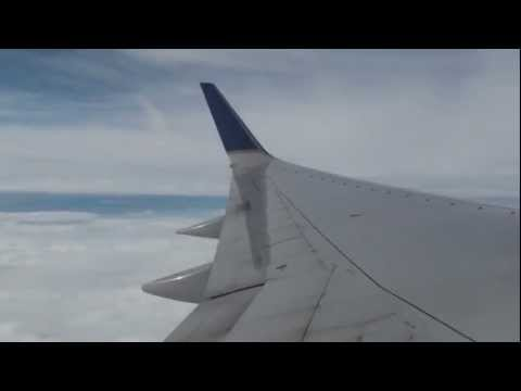 United (Continental Airlines) - Take Off Amsterdam Schiphol Boeing 757-200 Winglets