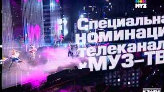 Intro - Kinder МУЗ Awards 2013. Церемония вручения Детской Музыкальной Премии на МУЗ-ТВ!